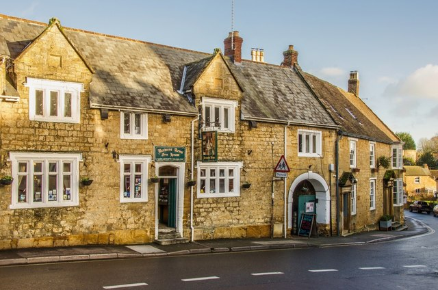 South Petherton: The Brewer's Arms