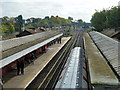 TQ1688 : Kenton station by Robin Webster