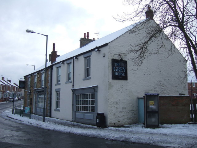 The Grey Horse, Shildon