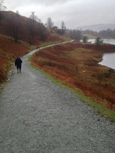 Perimeter path, Tarn Hows