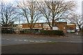 SU4997 : John Mason School, Wootton Road by Roger Templeman
