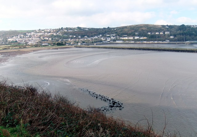 The SE fish trap in Fishguard Bay (1)