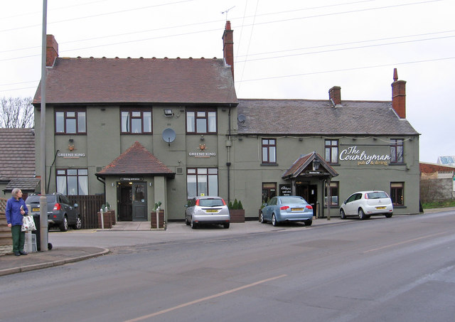 Kirkby-in-Ashfield - The Countryman