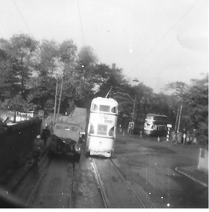 Last Tram at Broadgreen