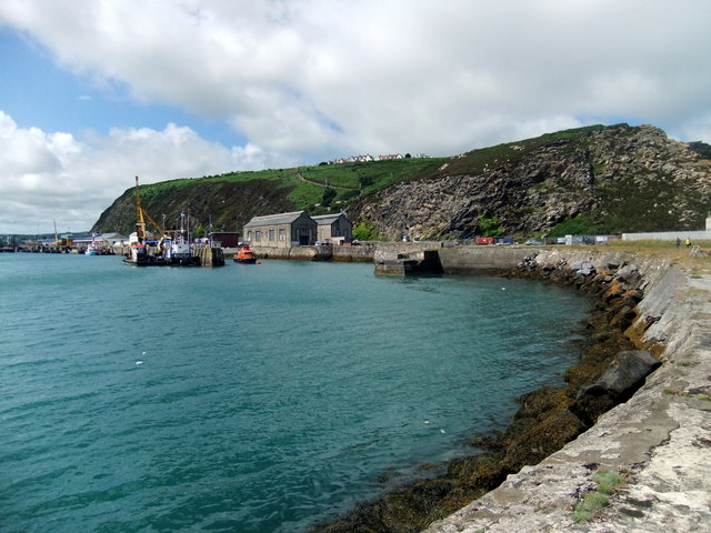 North breakwater, Fishguard harbour (3)