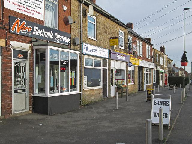 Holmewood - Henstocks Bakers Shop