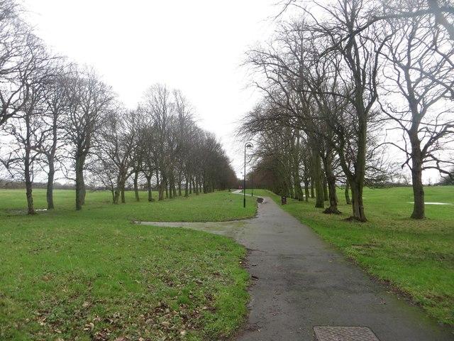 Nun's Moor, Fenham