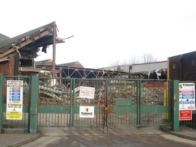 Morpeth Morrisons Being Demolished 169 Graham Robson Cc By