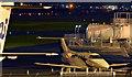 J3775 : 9H-FGV, Belfast City Airport (January 2016) by Albert Bridge
