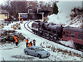 SD8010 : East Lancashire Railway, Lancashire Fusilier at Bury South Junction by David Dixon
