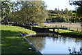 SU4466 : Higg's Lock, Kennet & Avon Canal by N Chadwick