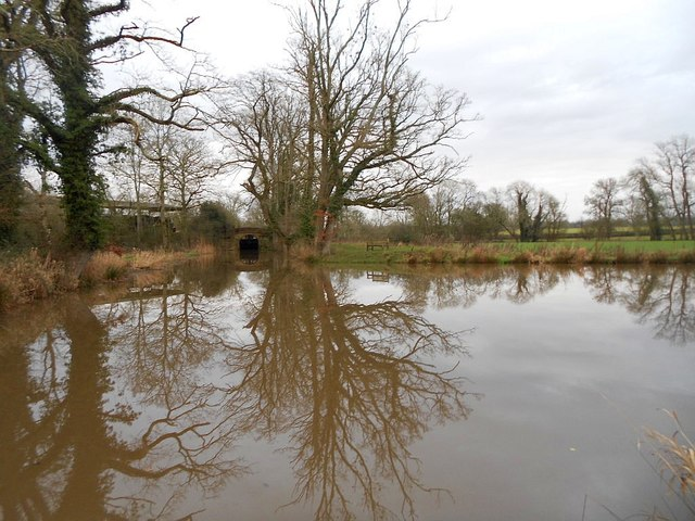 Wey and Arun Canal: Long Meadow Winding Hole
