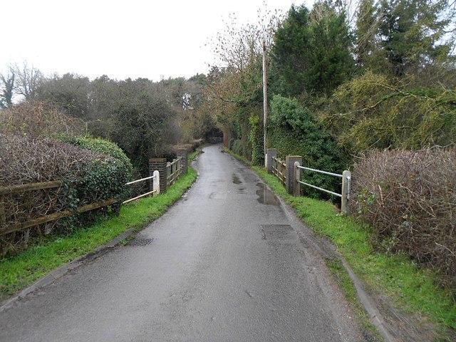 Loxwood: Drungewick Lane