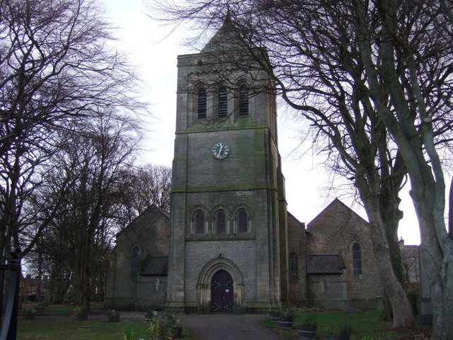 Church of St John, Shildon