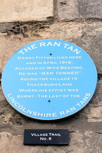 Photo of Danny Fitton blue plaque