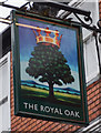 TQ4110 : The Royal Oak by Ian S
