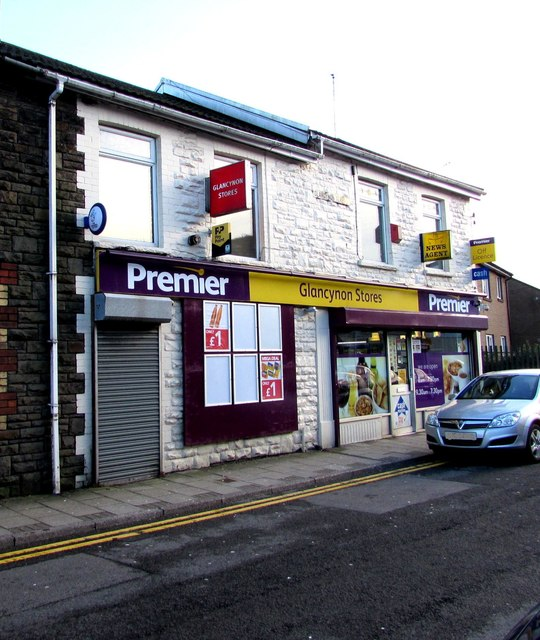 In Abercynon Rhondda Cynon Taf: Glancynon Stores, Abercynon © Jaggery :: Geograph Britain