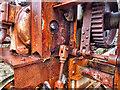NN1961 : Abandoned Crane : Week 4