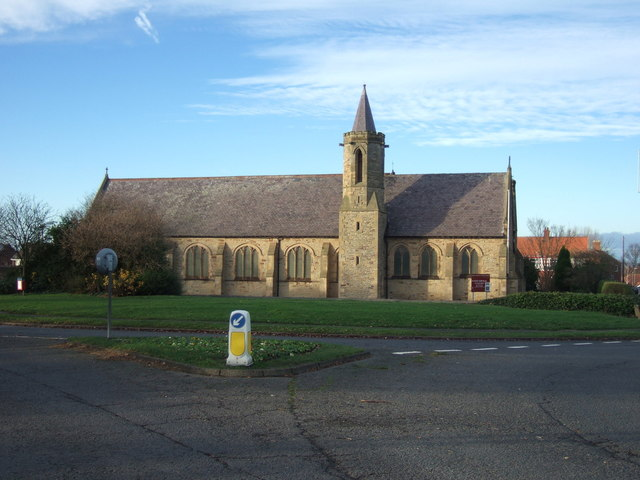 Church of St Andrew, Spennymoor