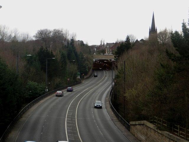 Cradlewell Bypass