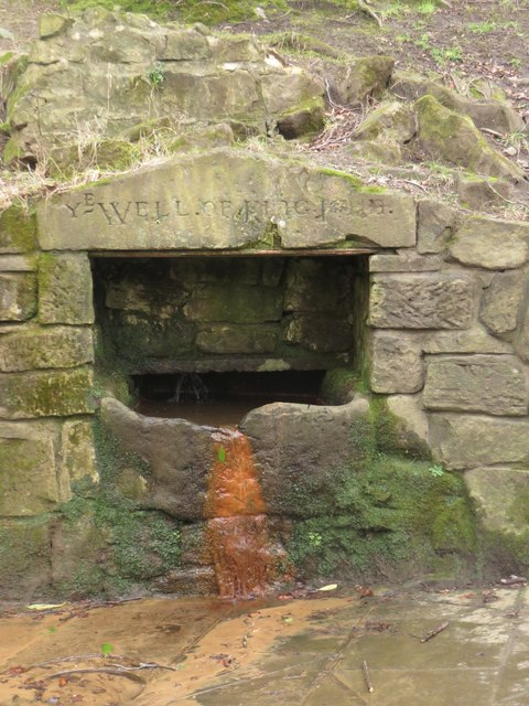 King John's Well, Armstrong Park