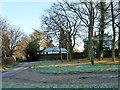 TL7907 : A frosty corner, Woodham Walter by Robin Webster