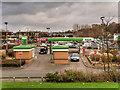 SD7806 : Asda Filling Station, Radcliffe by David Dixon