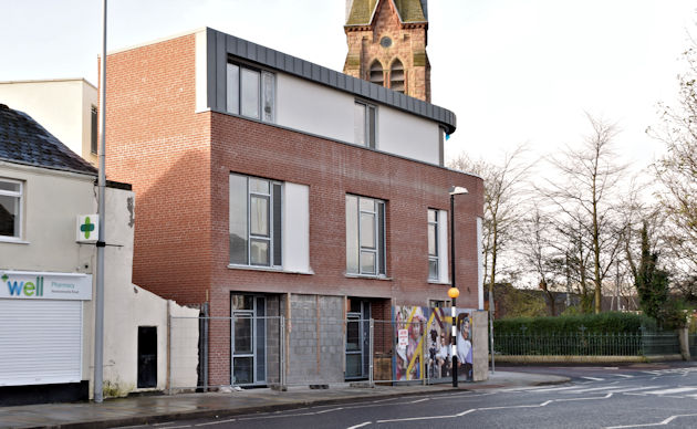 New Bryson Street Surgery, Belfast - February 2016(1)