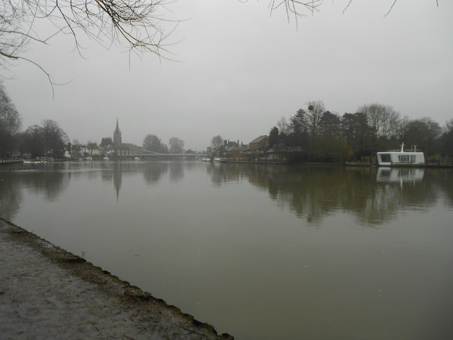 River Thames at Marlow (3)