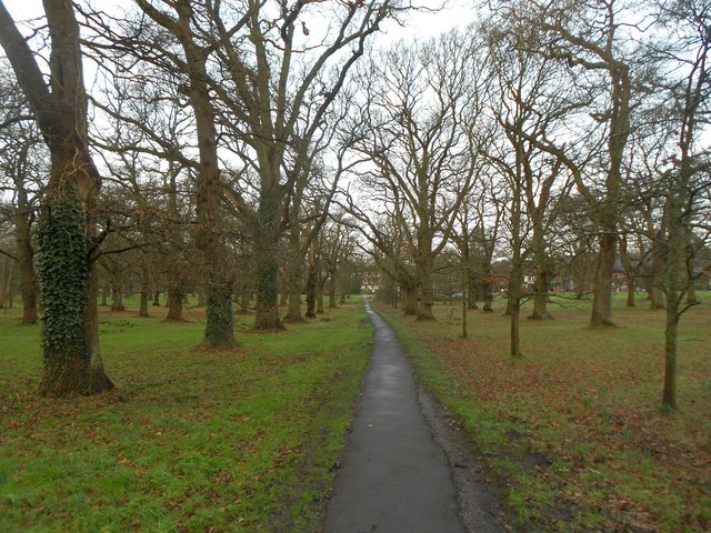 Hartley Wintney: The Common