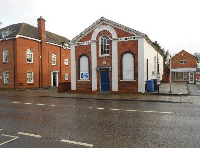 Hartley Wintney: The Baptist Church