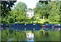 SJ6275 : Trent & Mersey Canal at Barnton by Mat Fascione