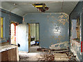 TG2809 : St Andrew's hospital - the mortuary (interior) by Evelyn Simak