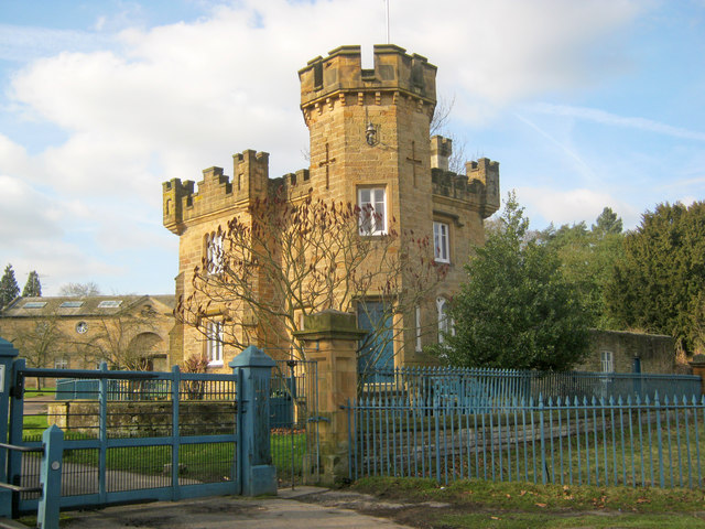 Castle Lodge