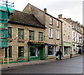 ST8893 : Westwood House Antiques, Tetbury by Jaggery
