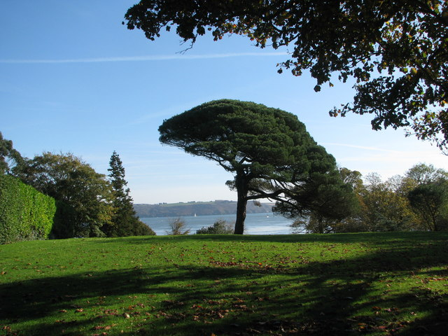 Mount Edgcumbe Country Park