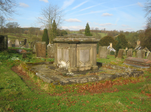 Tomb of Sir Joseph Paxton