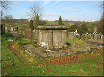 SK2569 : Tomb of Sir Joseph Paxton by Trevor Rickard