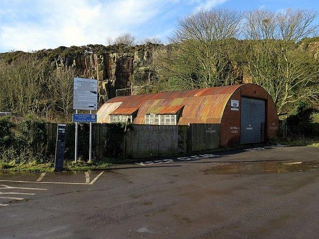 Former Quarry Car Park Helaton