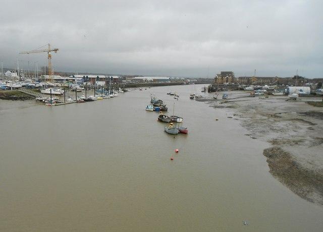 River Adur at Shoreham-by-Sea (2)