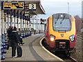 NS4238 : Virgin train at Kilmarnock : Week 6