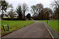 ST5675 : Wills Lane by Chris Heaton