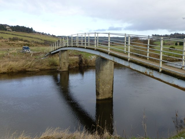 Lady's Bridge, Rothbury