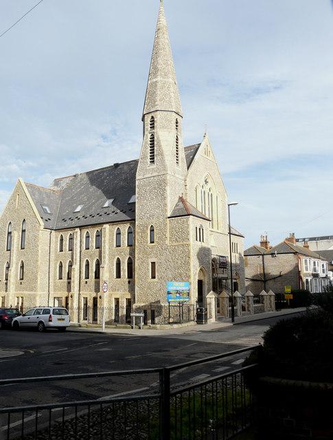 Former Herne Bay Methodist Church, High... © John Baker :: Geograph ...