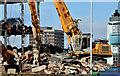 J3374 : The Orpheus Building (demolition), Belfast - February 2016(2) by Albert Bridge