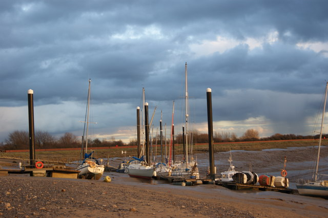 Burnham on Sea marina