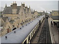 TL0997 : Wansford railway station, Cambridgeshire by Nigel Thompson