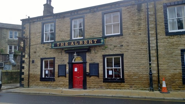 The Albert, Hebden Bridge