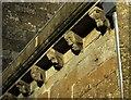 ST7162 : Corbels, Englishcombe by Derek Harper