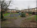 TL4460 : Play area, Arbury by Hugh Venables